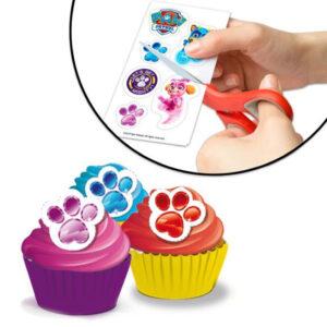 Mini cialde in ostia per cupcakes